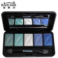 Baolishi Professional Matte Eyeshadow Naked Palette Best Blue Naked Smokey Eye Shadow Sexy Queen Brand Makeup