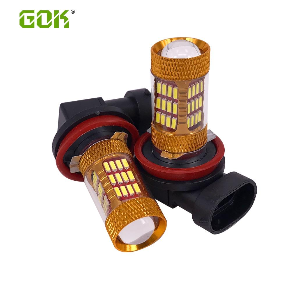 1 sztuk H8 H11 Żarówka Ledowa 30W LED wysokiej mocy H11 h7 1156 - Światła samochodowe - Zdjęcie 2