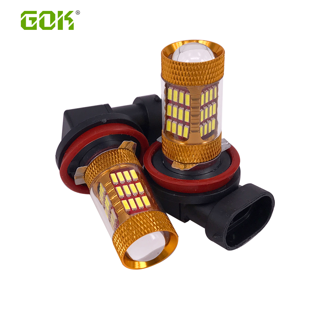 1pcs H8 H11 Bombilla LED 30W LED de alta potencia H11 h7 1156 p13w - Luces del coche - foto 2