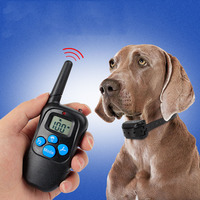 1 Piece USB Charging Pet Training Controller Water Proof Dogs Plastic Electronic Training Collars Pets Training