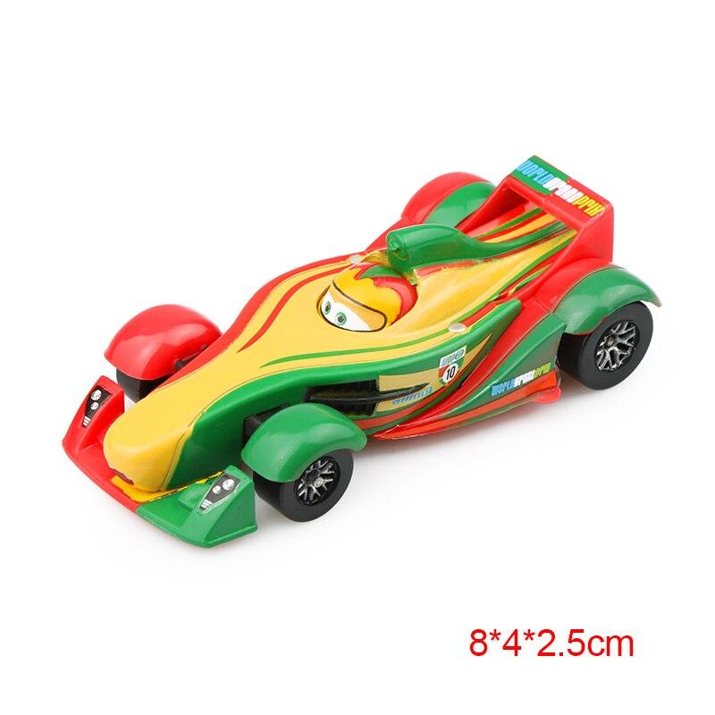 Дисней Pixar Тачки 2 3 Молния Маккуин матер Джексон шторм Рамирез 1:55 литье под давлением автомобиль металлический сплав мальчик малыш игрушки Рождественский подарок - Цвет: Portugal
