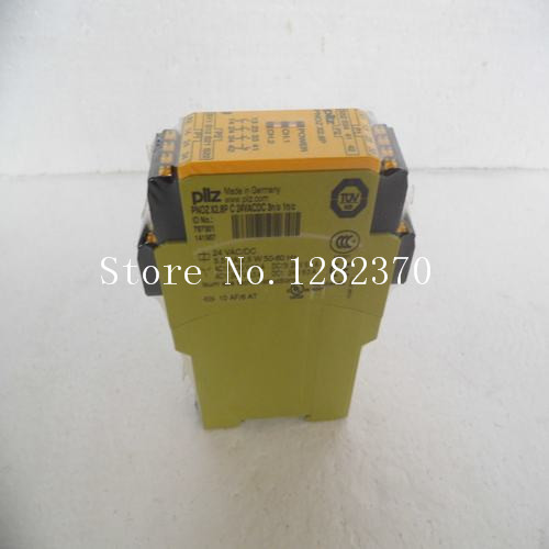 [SA] PILZ safety relays PNOZ x2.8PC 24VACDC 3n / o 1n / c spot new pilz safety relays pnoz x3 24vac 24vdc 3n o 1n c 1so spot