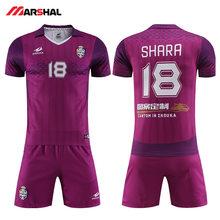 fc833c365c9 Personalized sportswear youth soccer jersey custom design football kits uniforms  maker