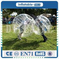 Бесплатная доставка надувной мяч бампера 1.5 м/5ft Диаметр пузырь Футбол мяч Blow Up Игрушка
