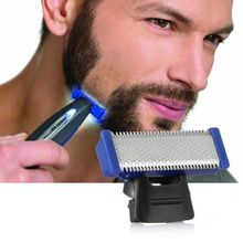 Бритва для бритья бороды электрический USB Перезаряжаемый косметический Очищающий Инструмент Быстрый станок для бритья волос сменная бритвенная головка