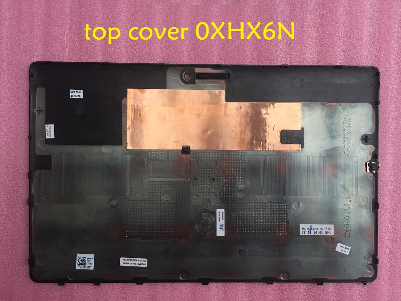 Top Cover for DELL for Venue 10 11 for Pro 5050 5055 K15A 460.03P0G.0002 0XHX6N XHX6N 460.03P05.0002 6X7CY 07N8C 0R5Y62 R5Y62 1 cutting blade holder for graphtec cb09 silhouette cameo holder 15pcs blades vinyl cutter plotter 30 degree free shipping