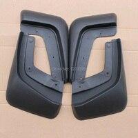 Fit für 2008-2013 volvo xc90 schmutzfänger schmutzfänger kotflügel kotflügel auto styling zubehör 4 teile/satz