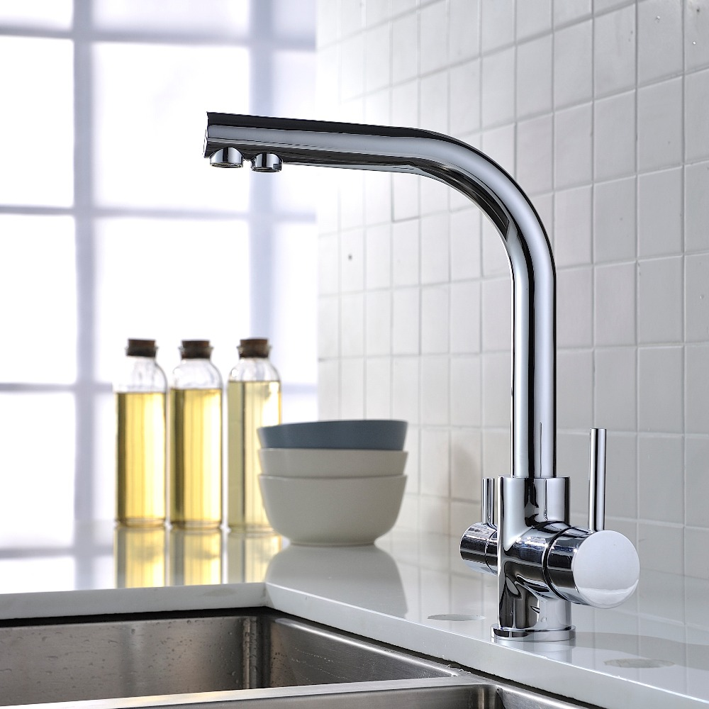Kitchen Faucets Wall Mount Promotion-Shop for Promotional Kitchen ...