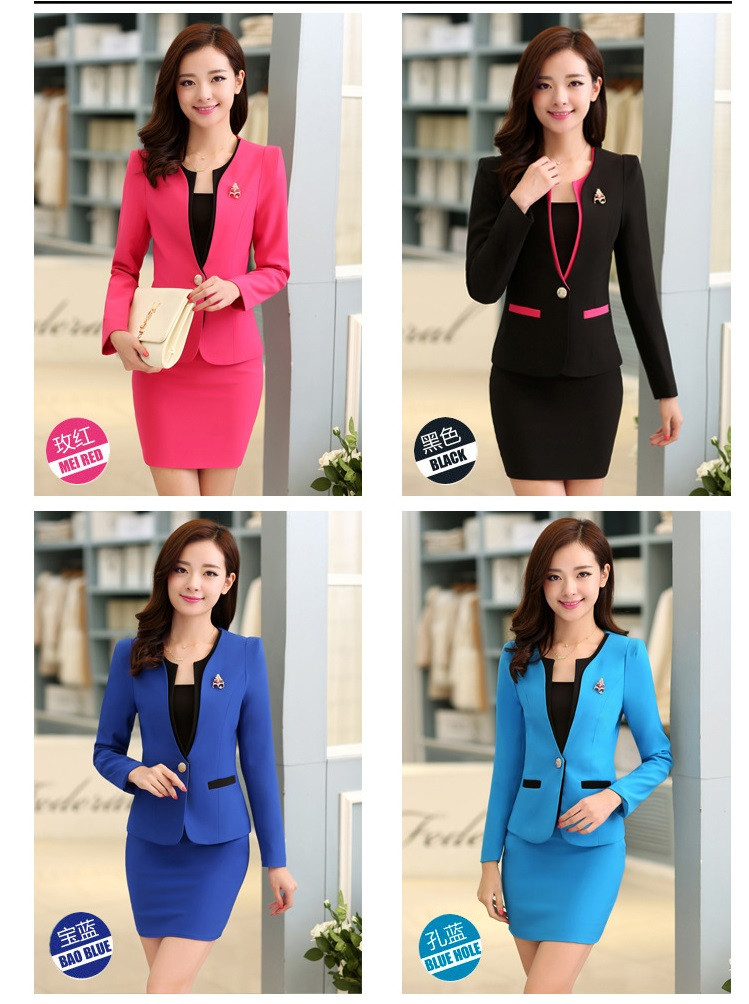 Women-Office-Uniform-Designs-Sets-Women-s-Wear-Suits-Beauty-Salon-Wholesale-Conjuntos-Femininos-Com-Saia (5)