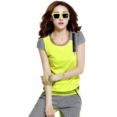 Женская летняя спортивная одежда купить на алиэкспресс