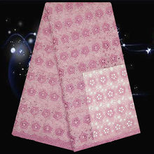 Item No. SYS76,top quality African Guipure cord lace embroidery material for home textile FREE SHIPPING