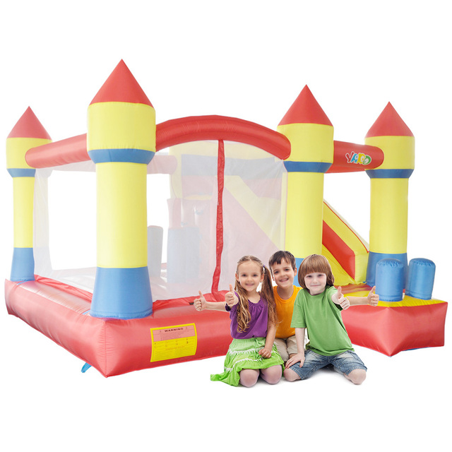 Free Shipping by DHL Excellent Inflatable Bouncer for Kid, Bouncy Castle Jumping Bounce House