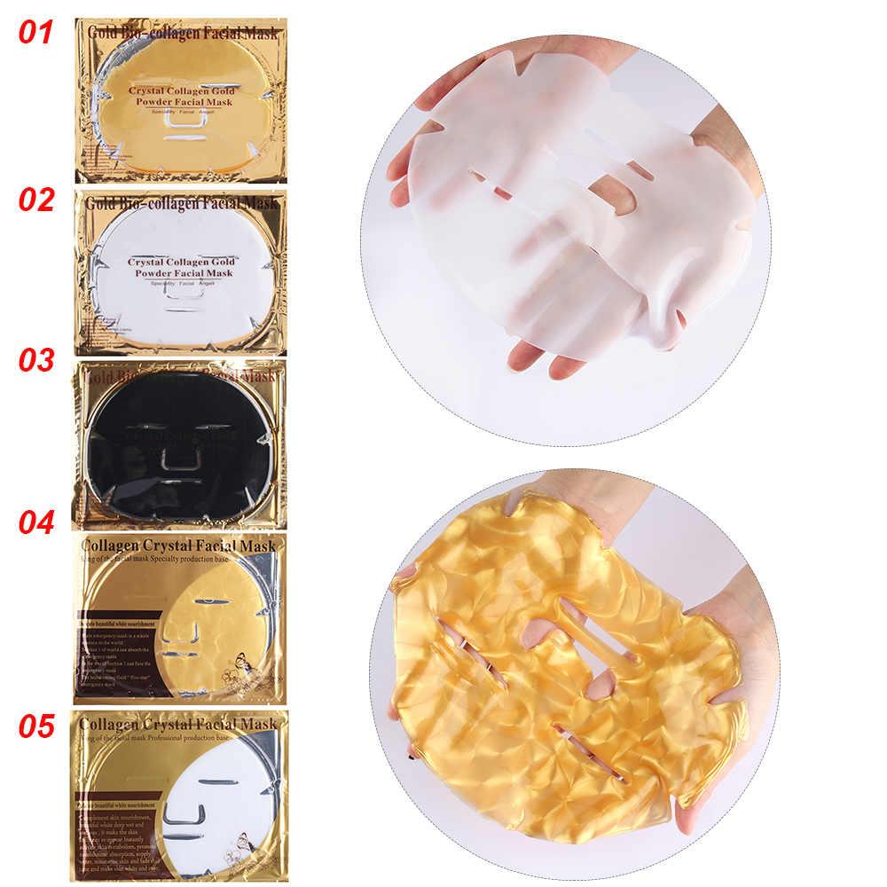 חדש לחות 24K זהב ביו קולגן פנים שפתיים מסכת קמטים עייף רגליים נפוחות עיניים טיפול פנים טיפוח עור עבור כל סוגי העור
