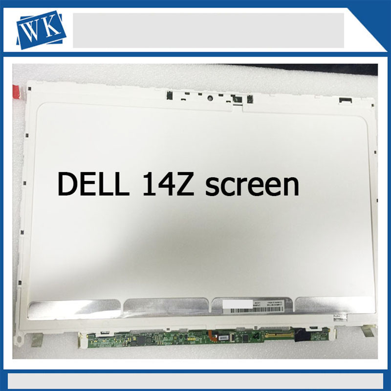 Original New lcd display for dell xps 14z screen LP140WH6 TJA1 14 F2140WH6  Laptop LCD ScreenOriginal New lcd display for dell xps 14z screen LP140WH6 TJA1 14 F2140WH6  Laptop LCD Screen