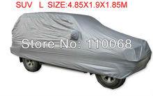 ВНЕДОРОЖНИК размер L универсальный Автомобилей чехлы для Mitsubishi HYUNDAI Hover Jeep Lexus Nissan Outlander Volkswagen сопротивляться снежный покров автомобиля