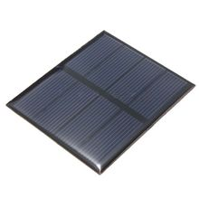 NEW 2V Mini DIY Solar Panel Module For Light Battery Cell Phone Toy Charger Type:2V 0.6W 300Mah 82X70x3mm