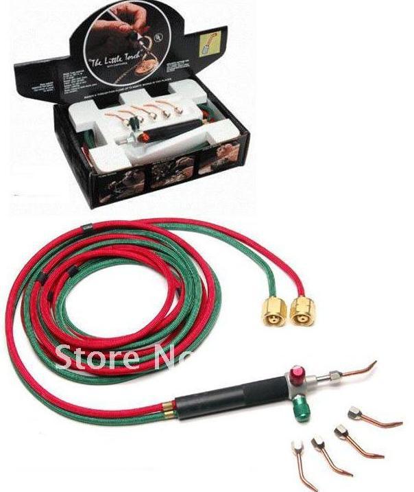 Mini Smith torch Brazing & Soldering Smith equipment of jewelry tools With 5 Tips биокамин silver smith mini 3 premium 1500 вт серый