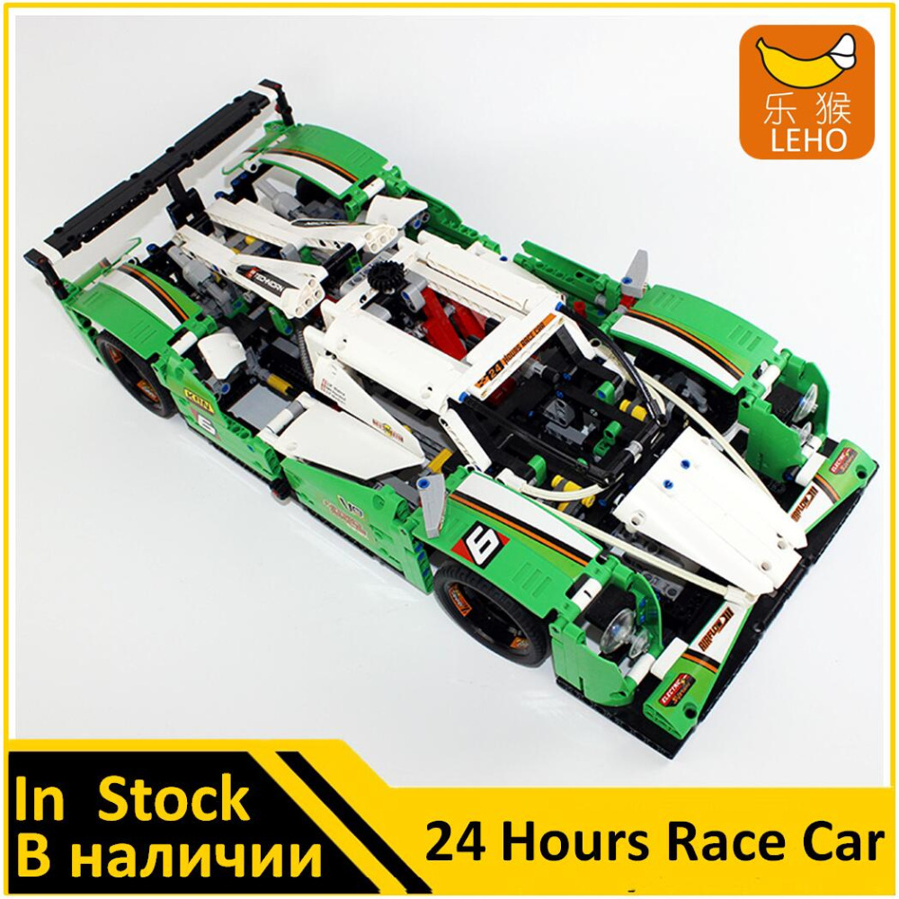 Building Blocks Model 20003 Compatible Technical Figures 24 Hours Race Car 42039 Educational Toys For Children china brand 3364 educational toys for children diy building blocks 42039 technic 24 hours race car compatible with lego