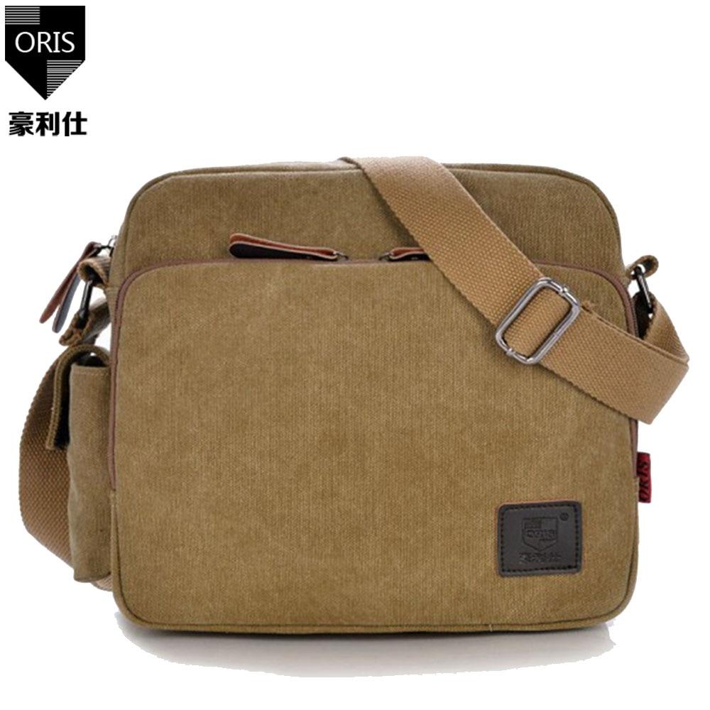 ORIS men s handbags fashion canvas handbags men s messenger bags casual single  shoulder bags  clutch bag 2736048011316