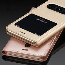 WeeYRN отвечая кожа флип чехол для телефона чехлы на Meizu M6 M6 note M5 note закаленное Стекло Футляр полное покрытие на мейзу м6 нот м5 нот чехол книжка