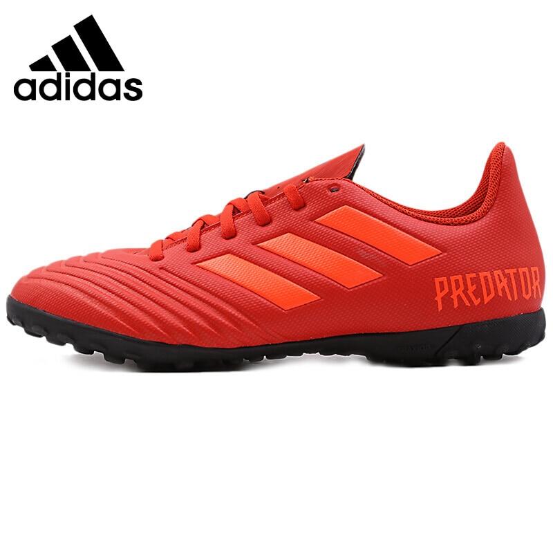 Nouveauté originale Adidas PREDATOR 19.4 TF chaussures de football pour hommes baskets