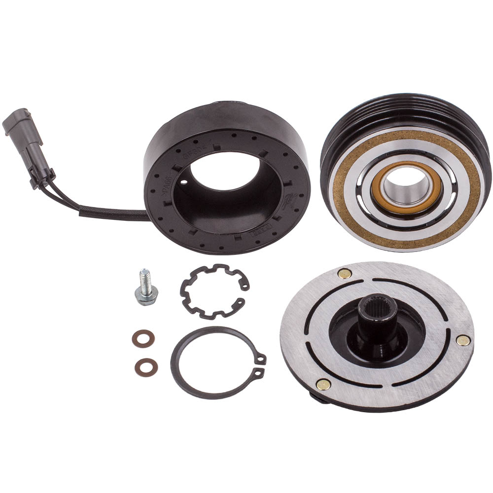 2007-2013 Nissan Altima 6CYL 3.5L AC Compressor Clutch Kit COIL PULLEY Fits