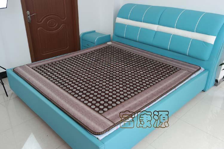 Heated Massage mattress machine Korea Negative Ion ...