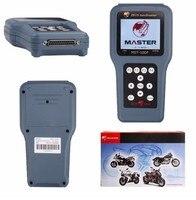 Motor Bike Diagnostic Scanner Tool MST 100P New Universal Motorcycle Diagnostic Scanner Handheld MST100P 11 in 1 Tester