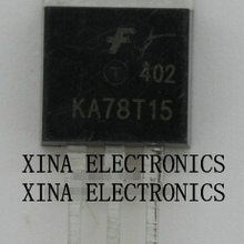 KA78T15 78T15 TO-220 ROHS ORIGINAL 20PCS/lot Free Shipping Electronics composition composition