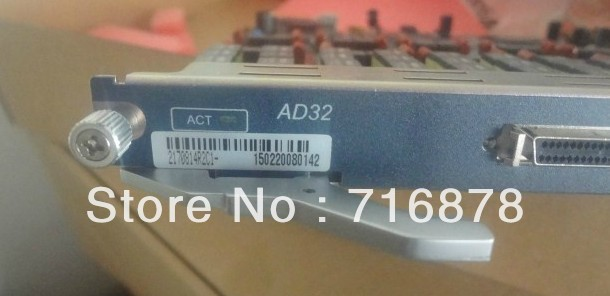 Carte AD 32 canaux ADSL2 +, AD32 pour AN5006-20