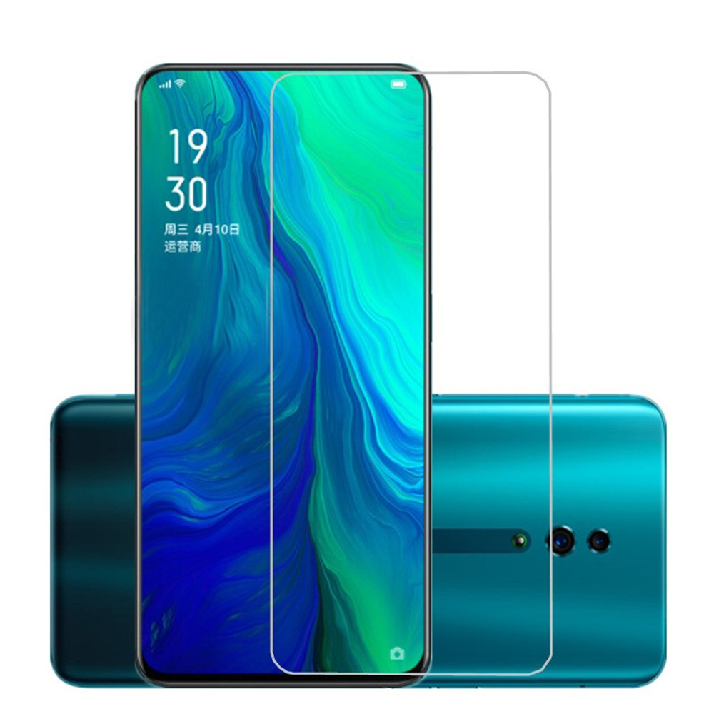 9H Transparent Tempered Glass For OPPO Reno Screen Protector For OPPO Reno Glass Protective Film.NEW 2019