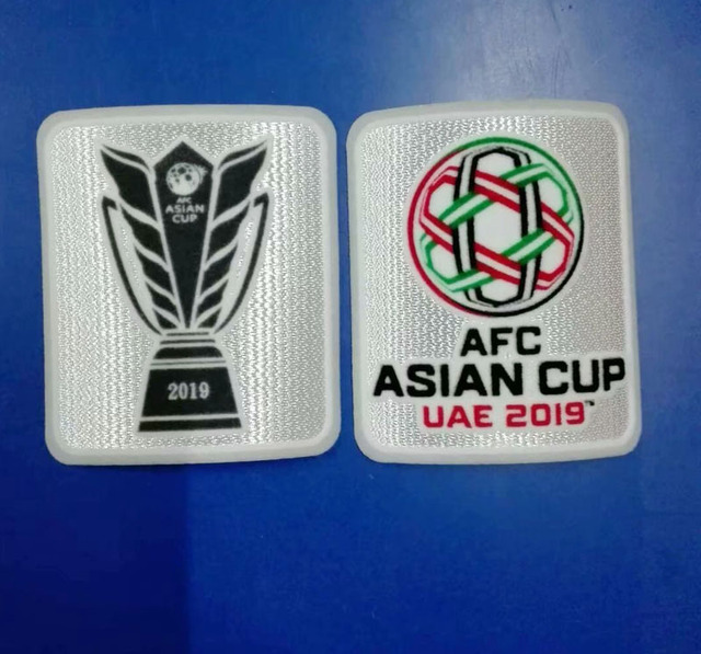 2cdcf815 US $4.24 15% OFF|2019 AFC ASIAN CUP Patch Velvet Patch Chine Korea South  Game Soccer Patch Badge-in Patches from Home & Garden on Aliexpress.com |  ...