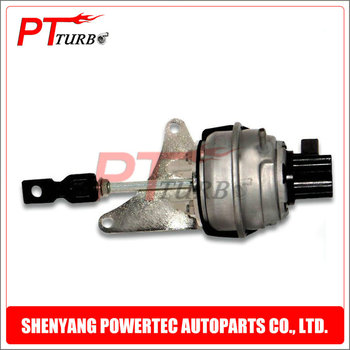Turbo Actuator For Seat Altea Leon Toledo 2.0TDI 170 HP 125 Kw BMN BMR BUY BUZ - Turbine Vacuum Actuator 757042-5014S 03G253014K