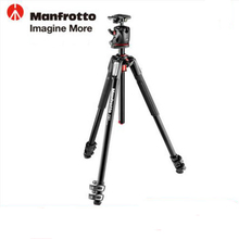Manfrotto MK190XPRO3 BHQ2 Aluminum Tripod Kit Professional Tripod With Head Stable Photography Bracket Portable Camera Support