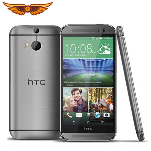 HTC One M8 5MP 32GB Refurbished Smartphone Unlocked 4G Original Touchscreen 3camera 2600mah