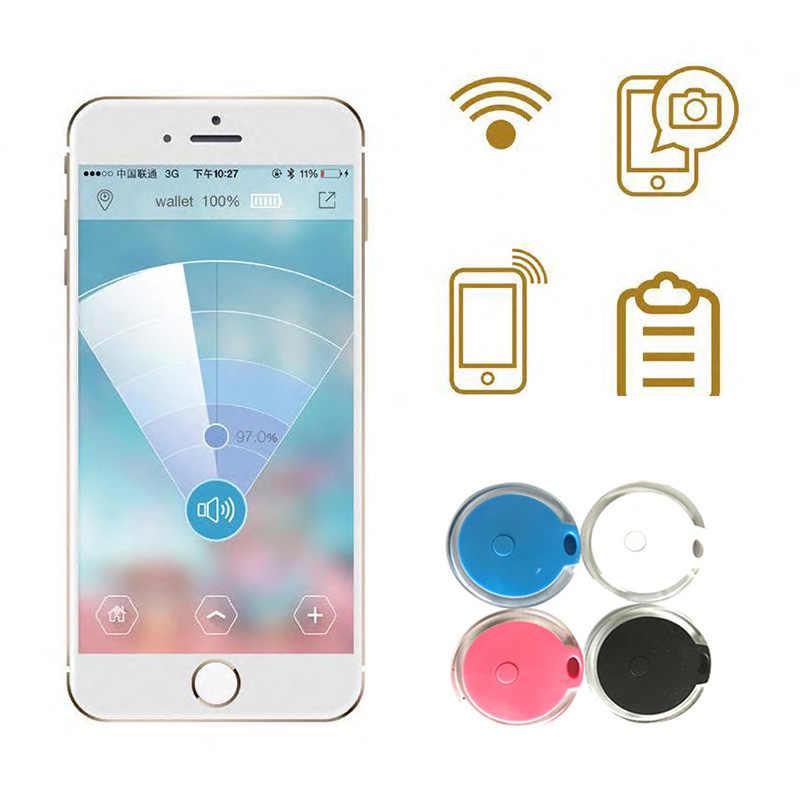 Фото Bluetooth мини слежения локатор анти ребенок Pet ключ Мобильная Сумка для телефона
