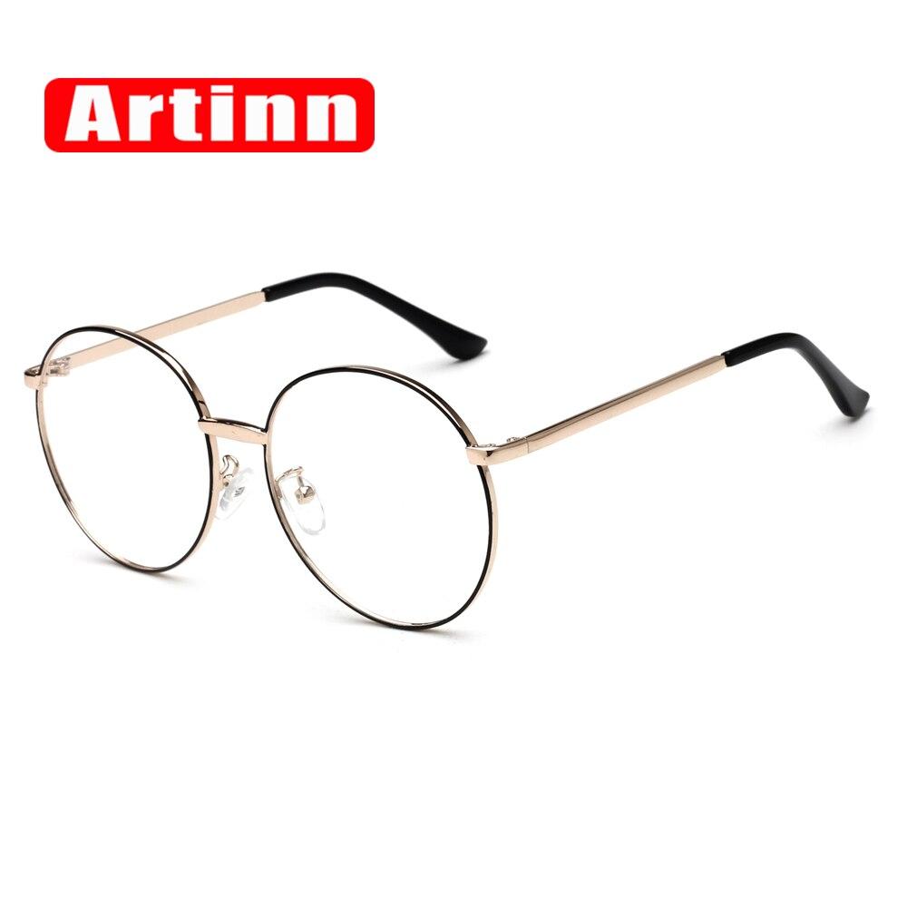 Brand Designer Vintage Prescription Optical Glasses Frame Oversized ...