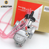 ZSDTRP 4T Engine 33 34 35 36 38 40 42mm PWK Keihin Carburetor Used at Off road Motor Motocross Scooter with Good Power TRX250R