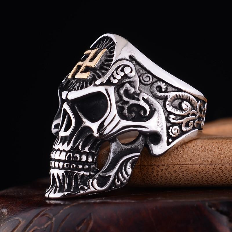 Skull Rings (4)