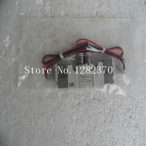 [SA] New Japan genuine original SMC solenoid valve SY3220-5LD-C6 spot --2PCS/LOT [sa] new japan genuine original smc solenoid valve sy3120 5h c4 spot 2pcs lot