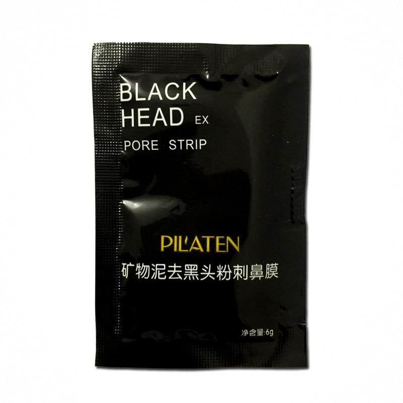 5pcs/Pack Face Care Suction Black Mask Facial Nose Blackhead Remover Peeling Peel Off Acne Treatments Better