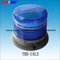 Круглый потолочный светильник  аварийный предупреждающий светильник  синий светодиод  мигающие стробоскопические огни