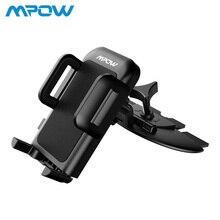 Mpow MCM3 компактный держатель для автомобиля держатель телефона Автомобильный держатель Стенд 360 Вращение мобильного телефона держатель подставка для iphone XR XS samsung Xiaomi