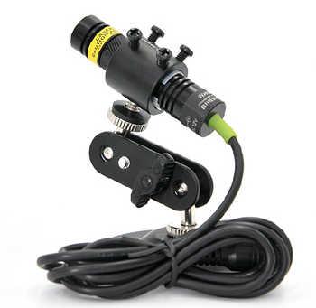 515nm 30 mw Dot Grün Laser Modul Laser Diode Hohe Qualität Einstellbarer Fokus Spot Laser