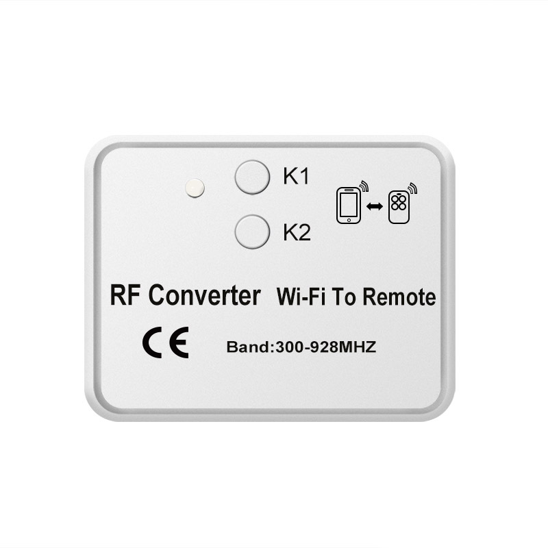 Mobile Control Wifi Rf Converter For Garage Gate Beninca Came Doorhan Transmitter 300-928Mhz