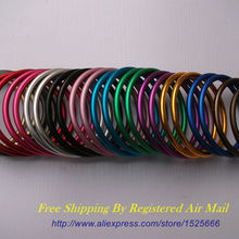 Free Shipping 10pcs/5pairs 3″ Large Size Comfortable Ring Sling Rings Wrap Sling for use in baby slings