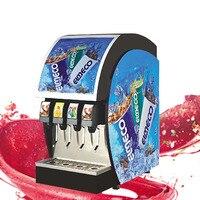 720W 콜라 자동 판매기 콜라 혼합 기계 콜라 만드는 기계 4 맛