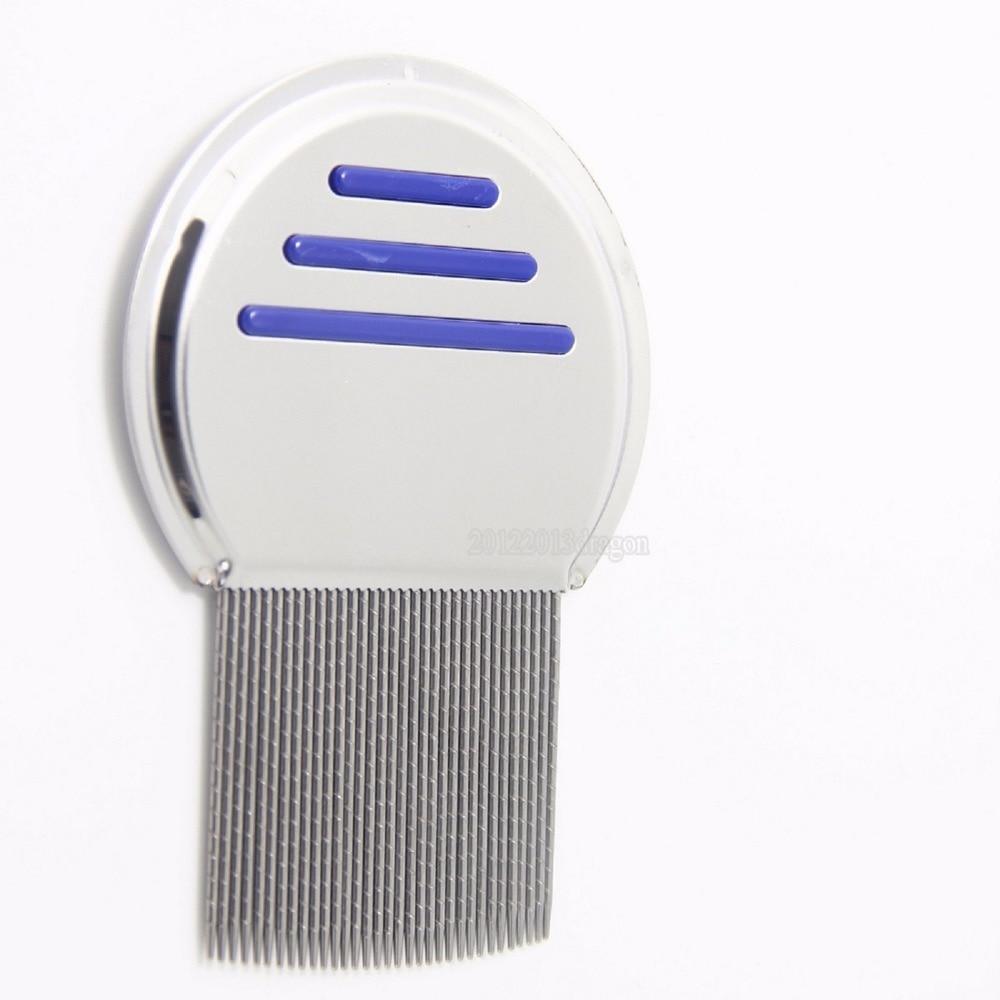 El Terminador - La Mejor Peine Para Piojos Y Liendres Microacanaladas Azul