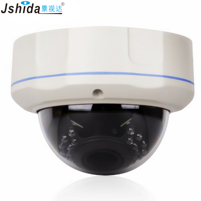 Jshida Waterproof Dome Security IP Camera 3MP IR Night Vision ONVIF 2.4 Full HD HI3516A CMOS Network CCTV Camera Fixed Lens 6pcs lot 3 8mm lens 1 2 3 sensor 12megapixel s mount low distortion for dji phantom 3 aerial gopro 4 camera drones