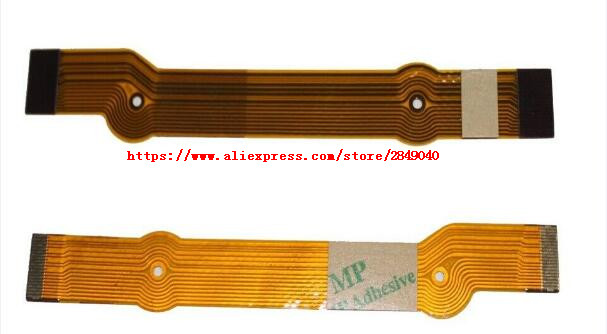 100%NEW Lens Aperture Anti-Shake Flex Cable For SIGMA 18-200mm 18-125mm 18-200 mm 18-125 mm (For Nikon Connector)